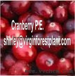 Lingonberry Anthocyanin(Shirley at virginforestplant dot com)